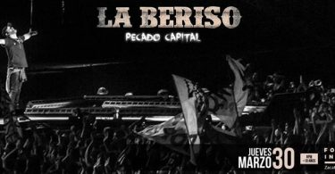 La Beriso en Foro Indie Rocks marzo 2017