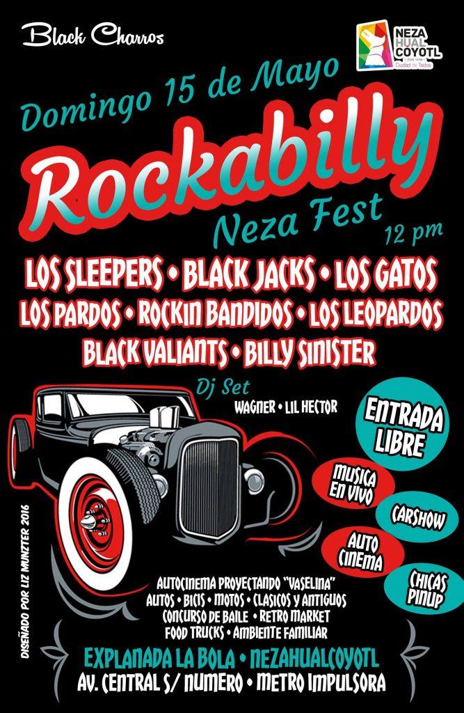 Rockabilly Neza Fest 2017