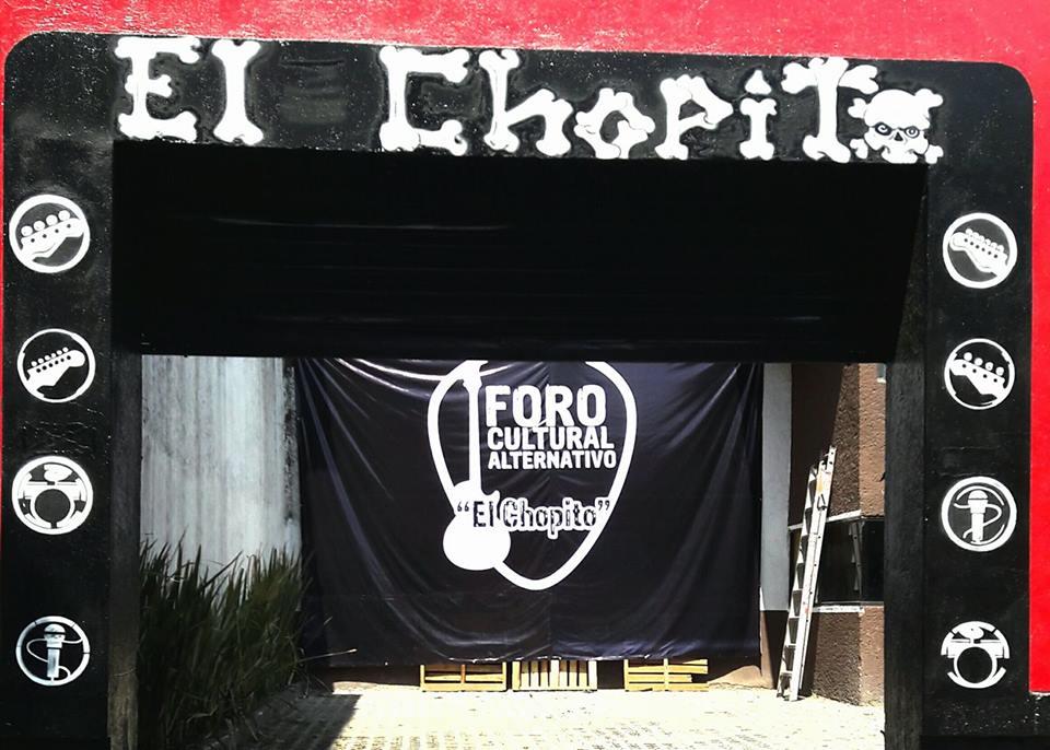 el chopito ciudad de mexico