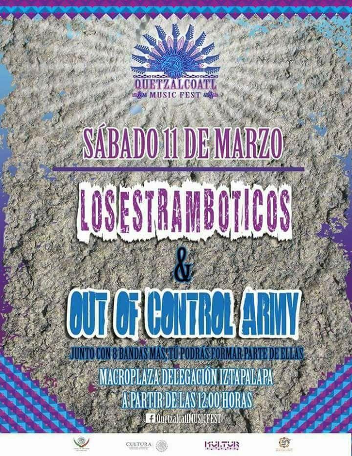 out control army en iztapalapa 2017
