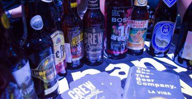 Cervezas nacionales e internacionales