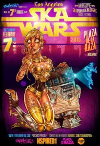 Ska Wars los angeles 2015