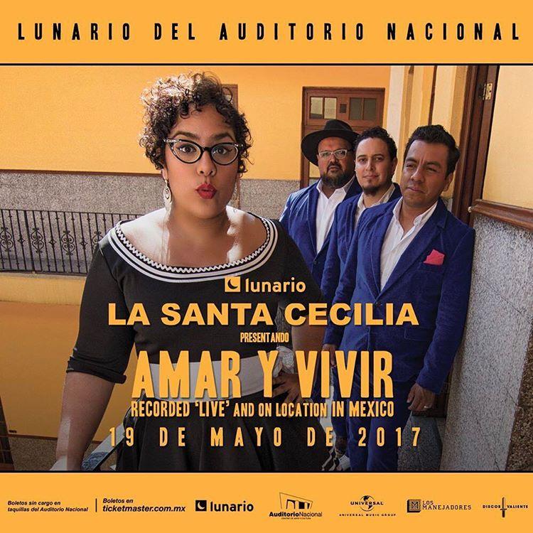 La Santa Cecilia 1