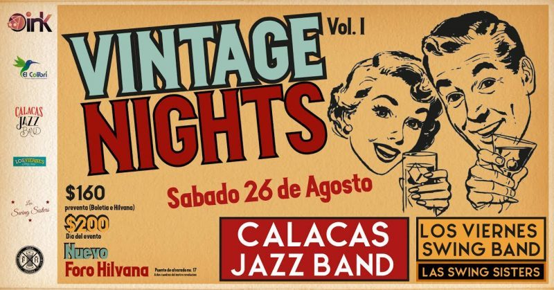 Vintage Nights Vol_1 2017