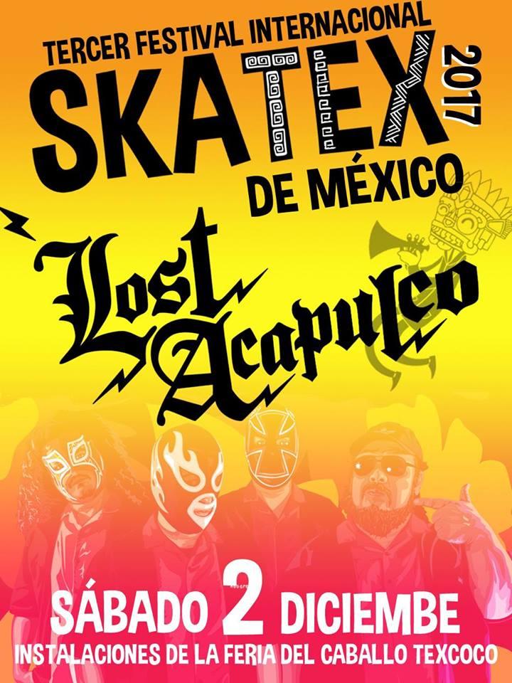 skatex 2017 -Lost Acapulco