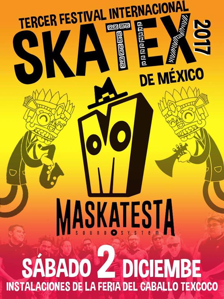 skatex 2017 - Maskatesta