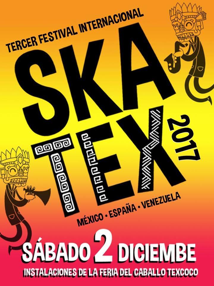 Skatex 2017 - Cartel Oficial – Ska Places