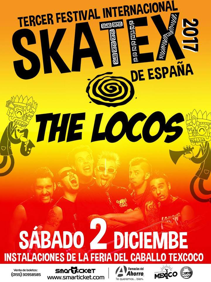 skatex 2017 - the locos