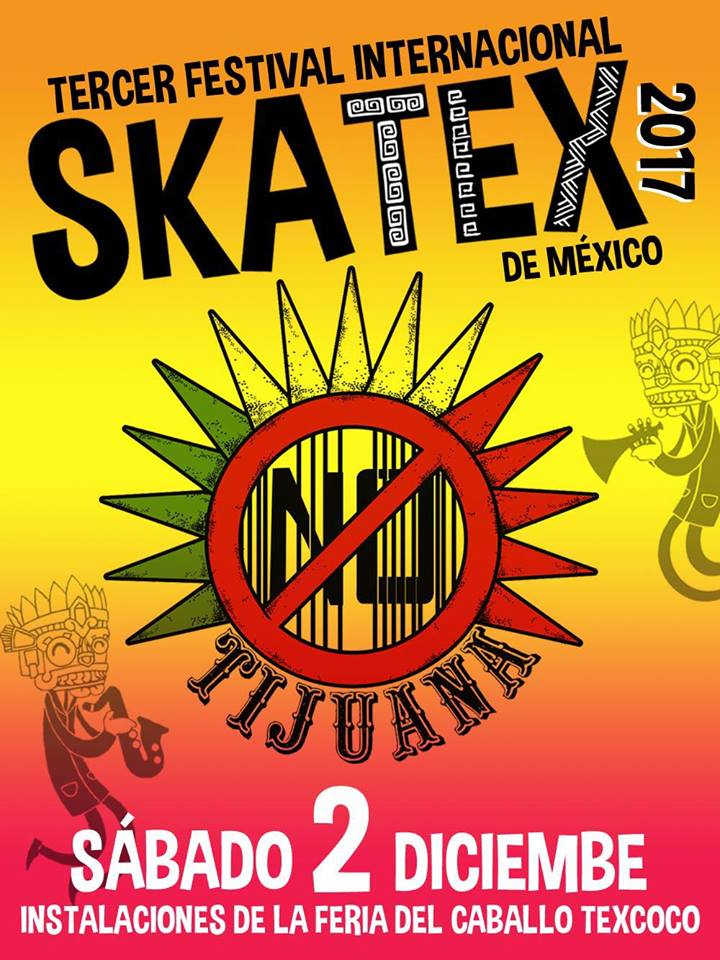 skatex 2017 - tijuana no