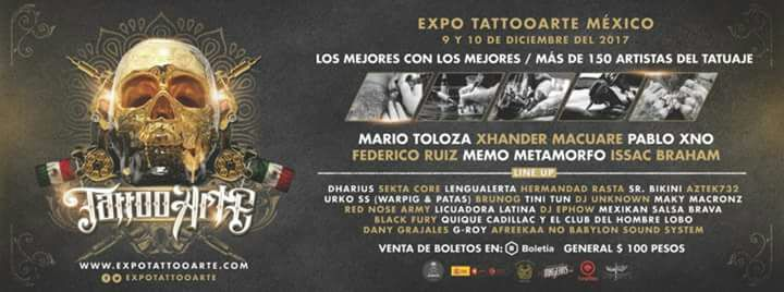 Expo Tattoo Arte