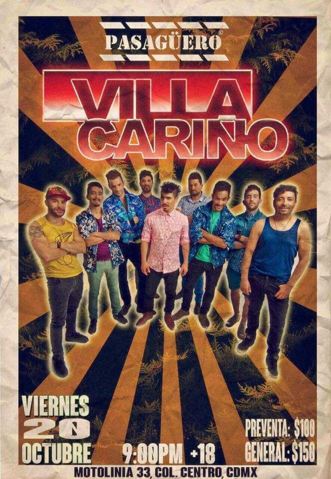 villa cariño 2017