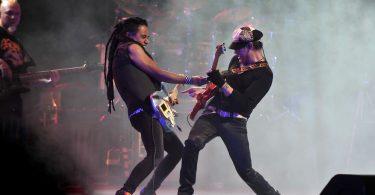 Liran Roll en concierto