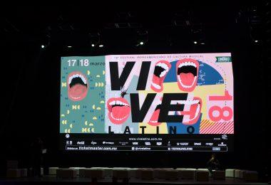 Vive Latino 2018 Conferencia