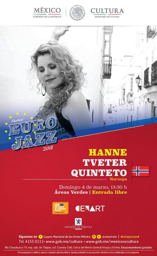 Hanne Tverer EuroJazz 2018