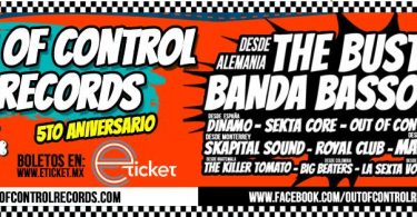 Out of control Records aniversario 5