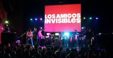 Los Amigos Invisibles en Concierto