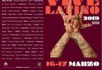 vive latino 2019 cartel y horarios