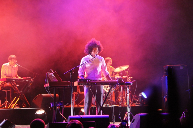 Toro y Moi regresa al Auditorio Blackberry