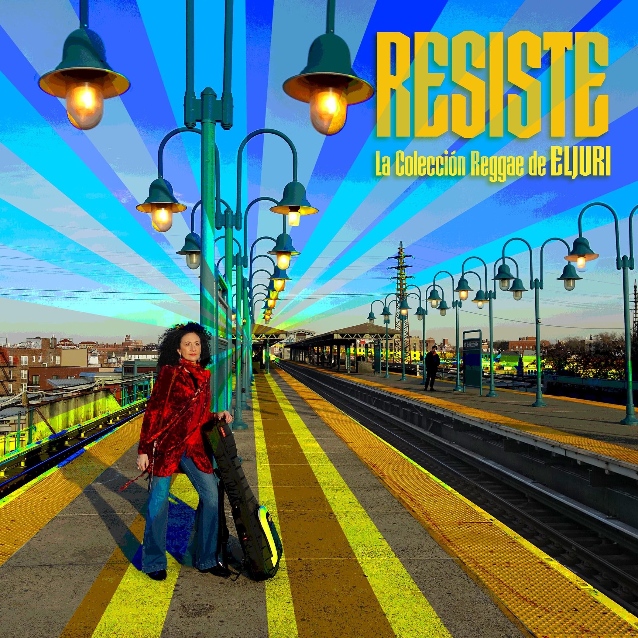 "Eljuri presenta su nuevo sencillo ""Resiste"""