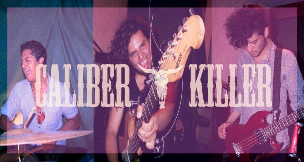 Caliber Killer presenta nuevo proyecto