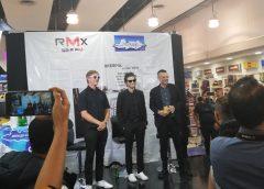 Interpol muestra a fans nuevo EP en la CDMX