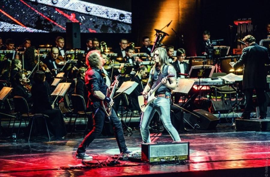 Metallica Sinfónico en Frontón México