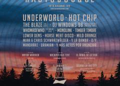 Hot Chip y Underworld en el cartel de RADIOBOSQUE